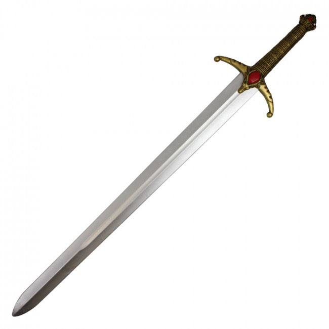 Game of Thrones Foam Replica 1/1 Widow's Wail Sword Joffrey Baratheon 89 cm
