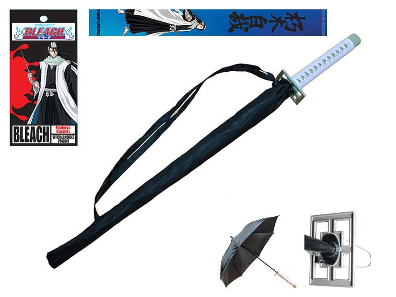 Bleach Sword Handle Umbrella Byakuya Kuchiki Senbonzakura