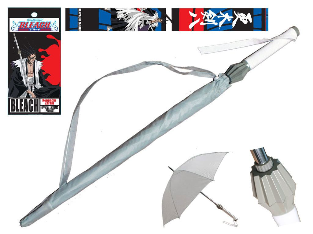 Bleach Sword Handle Umbrella Kenpachi Zaraki Zanpakuto