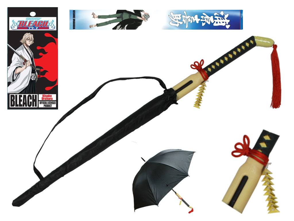 Bleach Sword Handle Umbrella Kisuke Urahara Benihime