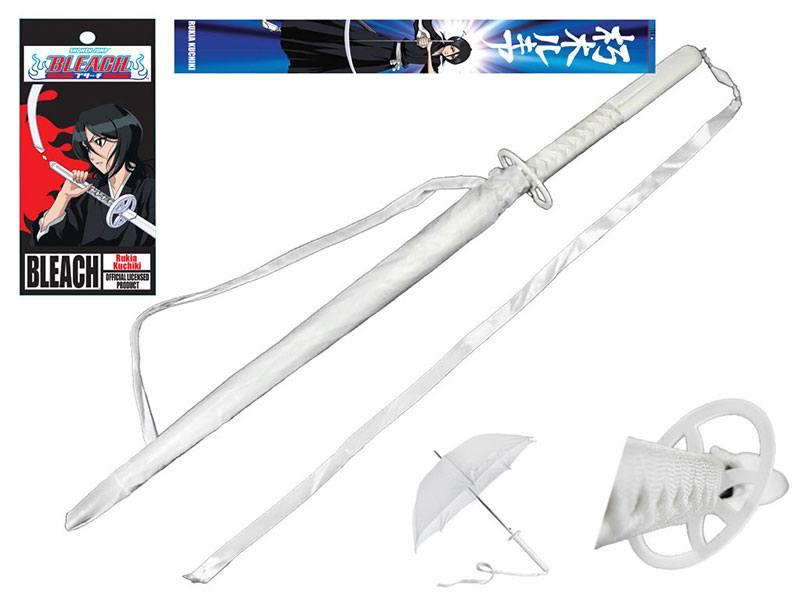 Bleach Sword Handle Umbrella Rukia Bankai Sode no Shirayuki