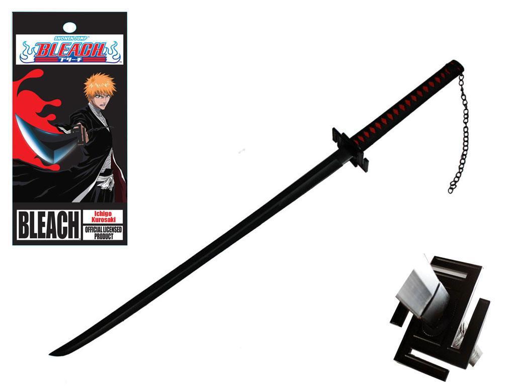 Bleach Foam Sword Ichigo Bankai Tensa Zangetsu (Bulk Box Version) 99 cm