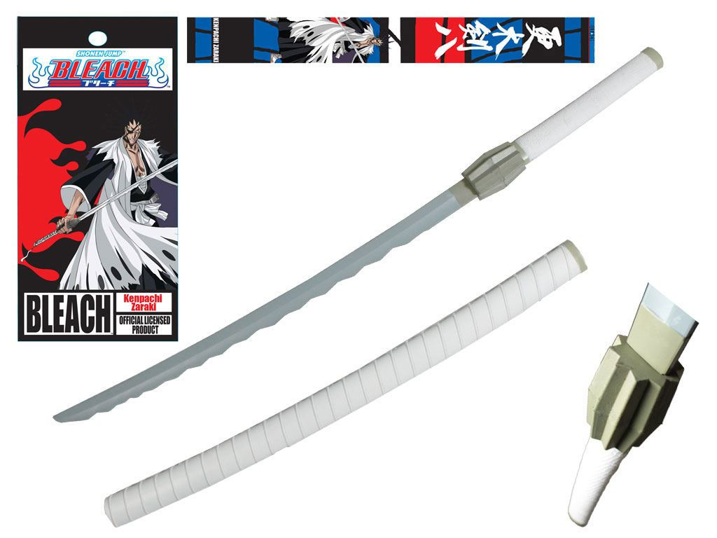 Bleach Foam Sword Kenpachi Zaraki Zanpakuto (Retail Box Version) 99 cm