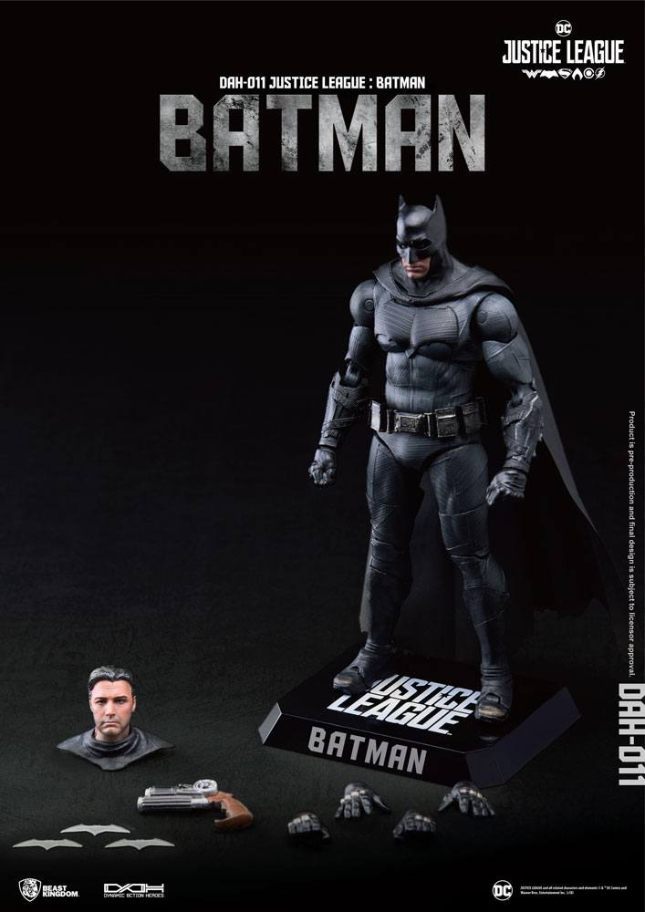 Justice League Dynamic 8ction Heroes Action Figure 1/9 Batman 20 cm