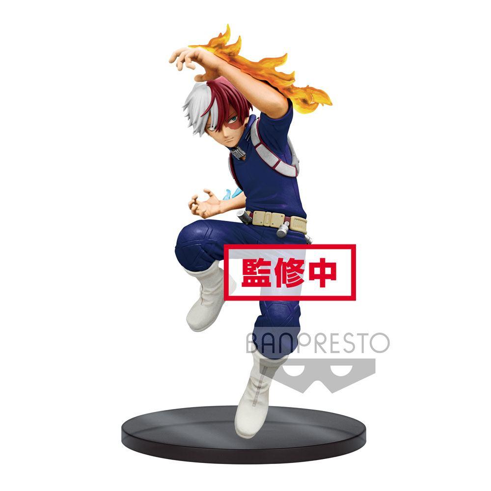 My Hero Academia The Amazing Heroes PVC Statue Shoto Todoroki 15 cm