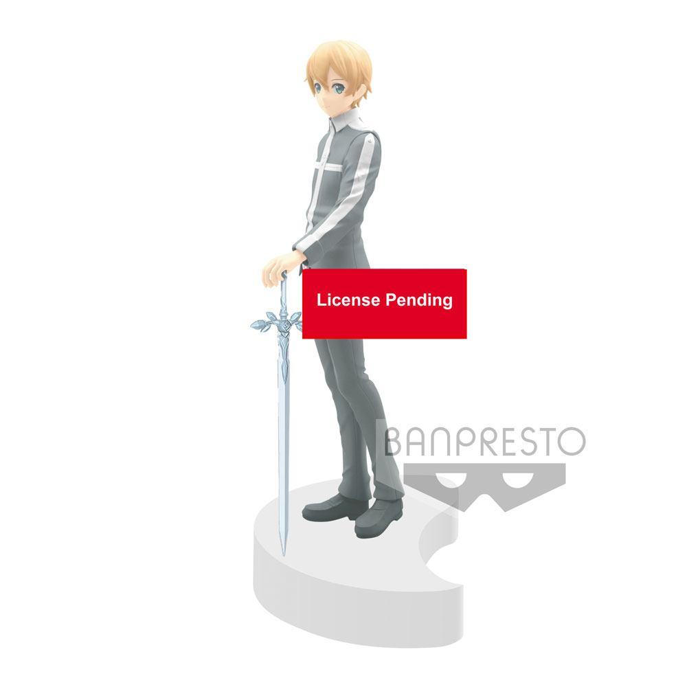 Sword Art Online Alicization EXQ Figure Eugeo 23 cm
