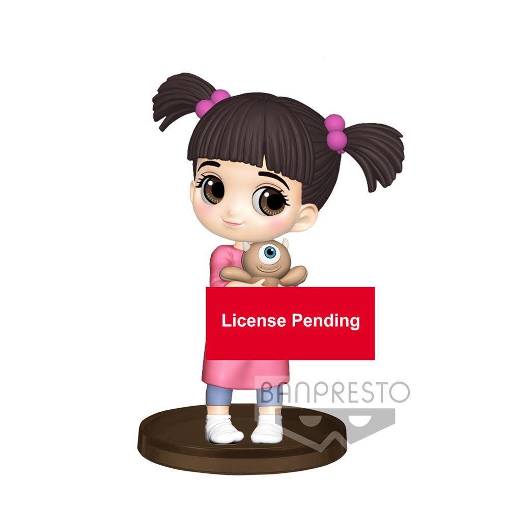 Disney Q Posket Petit Mini Figure Boo 7 cm