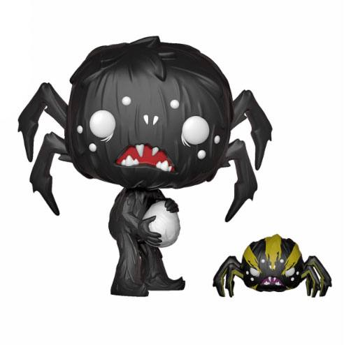 Don't Starve POP! Games Vinyl Figure Webber & Spider 10 cm