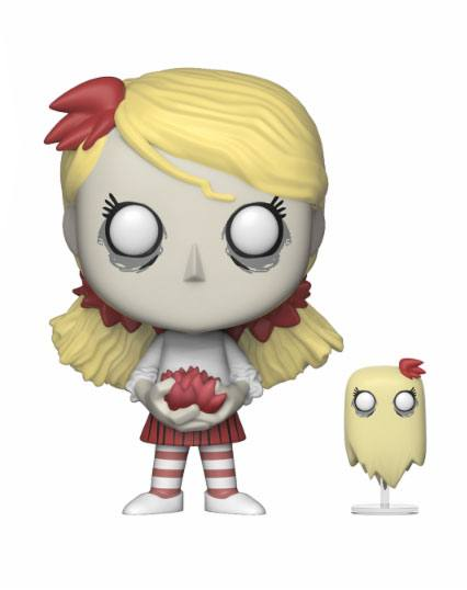 Don't Starve POP! Games Vinyl Figure Wendy & Abigail 10 cm