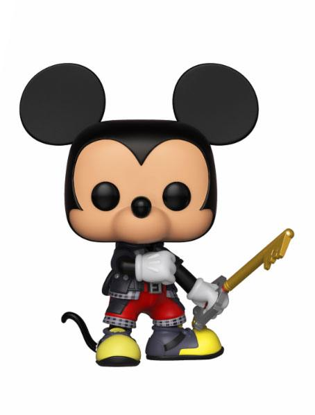 Kingdom Hearts 3 POP! Disney Vinyl Figure Mickey 10 cm