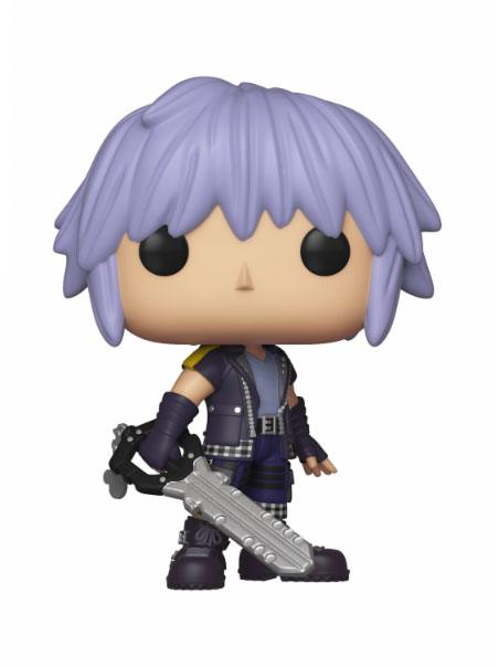 Kingdom Hearts 3 POP! Disney Vinyl Figure Riku 10 cm