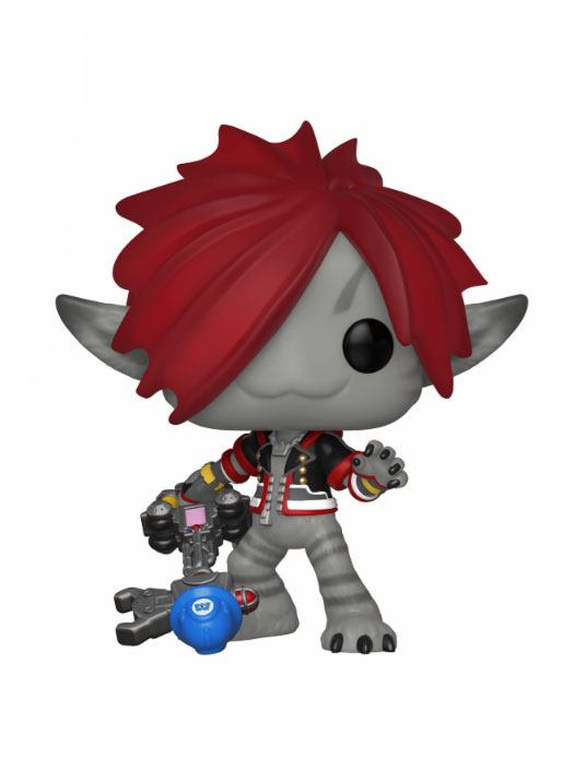 Kingdom Hearts 3 POP! Disney Vinyl Figure Sora (Monsters Inc.) 10 cm