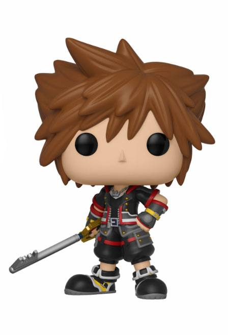 Kingdom Hearts 3 POP! Disney Vinyl Figure Sora 10 cm