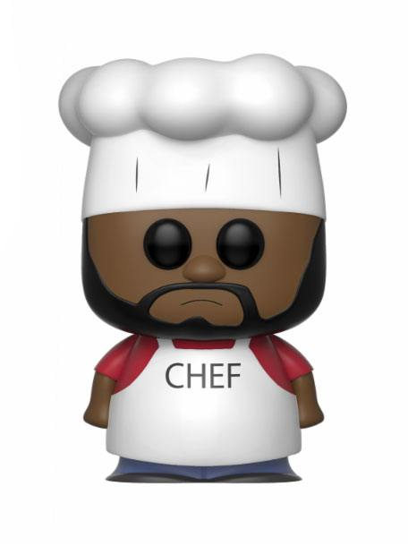 South Park POP! TV Vinyl Figure Chef 10 cm