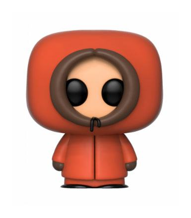 South Park POP! TV Vinyl Figure Kenny 10 cm