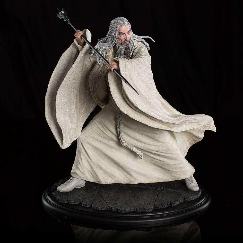 Hobbit The Battle of the Five Armies Statue 1/6 Saruman the White 35 cm