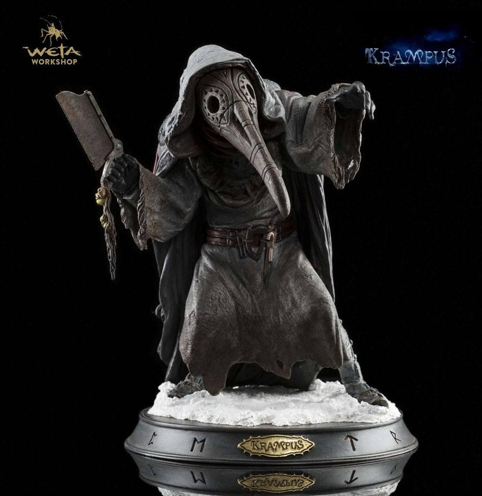 Krampus Statue 1/6 Dark Elf #2 26 cm