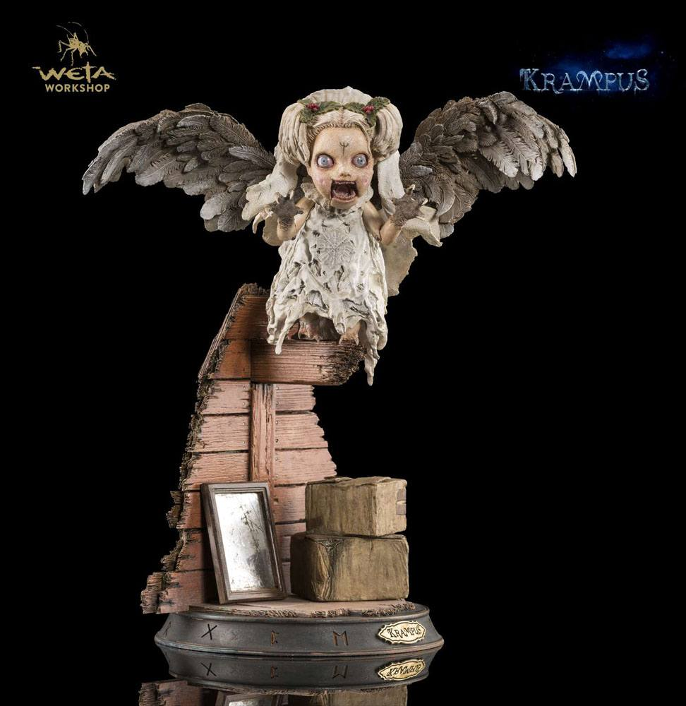 Krampus Statue 1/6 The Cherub 26 cm