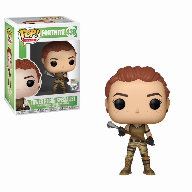Pop! Games: Fortnite - Tower Recon Specialist Vinyl Figure 10 cm