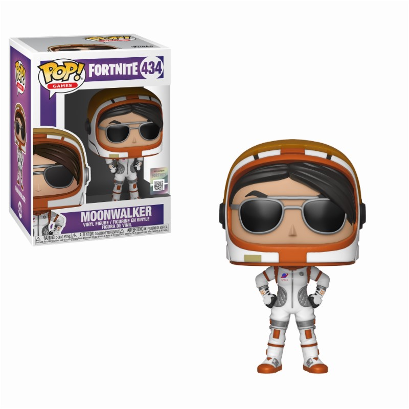 Pop! Games: Fortnite - Moonwalker Vinyl Figure 10 cm