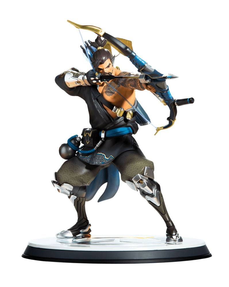 Overwatch Statue Hanzo 33 cm