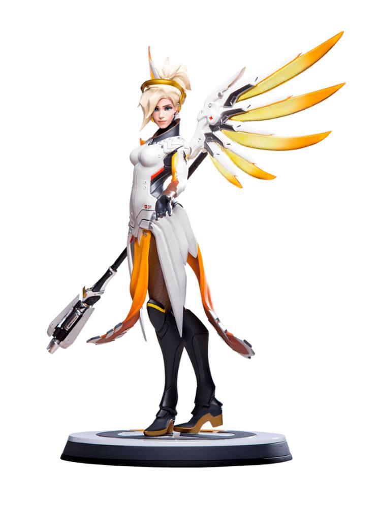 Overwatch Statue Mercy 35 cm
