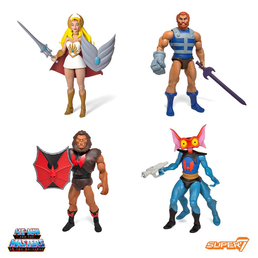 Masters of the Universe Classics Action Figures 18 cm Club Grayskull Wave 3