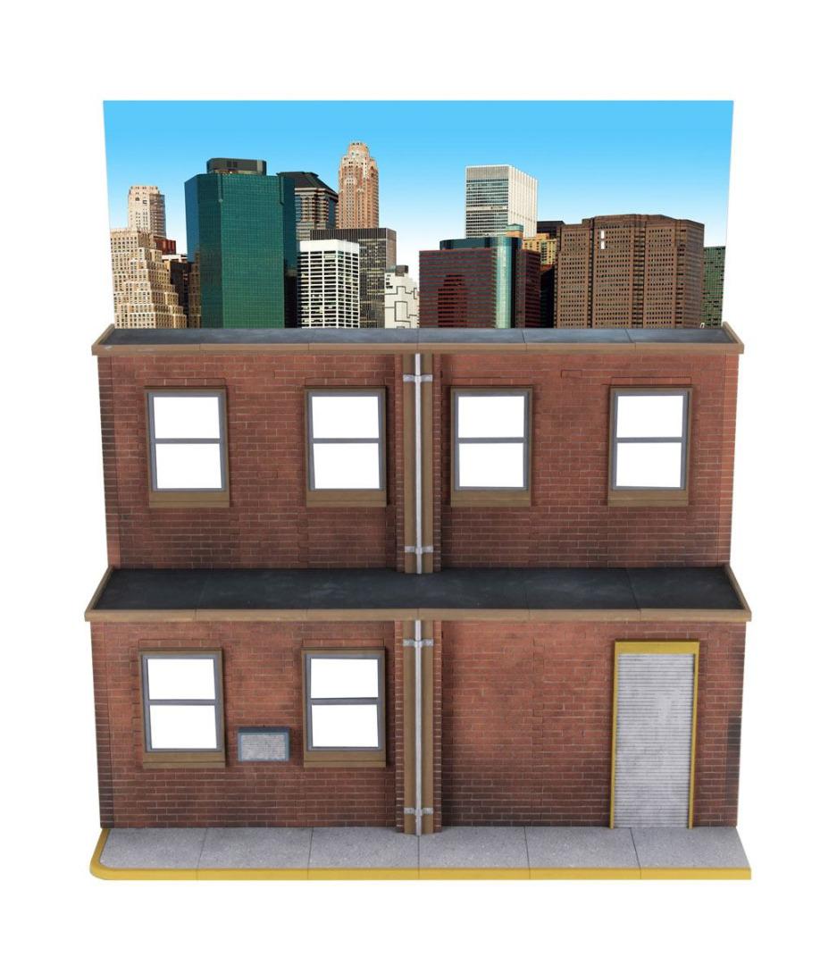 NECA Originals Diorama Street Scene 46 cm