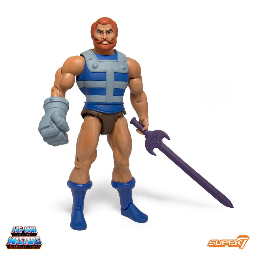 Masters of the Universe Classics AF Club Grayskull Wave 3 Fisto 18 cm