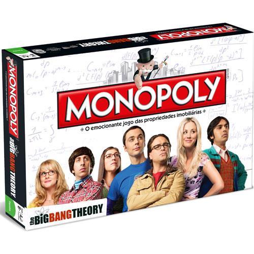 Monopoly Teoria do Big Bang (Totalmente em Português)