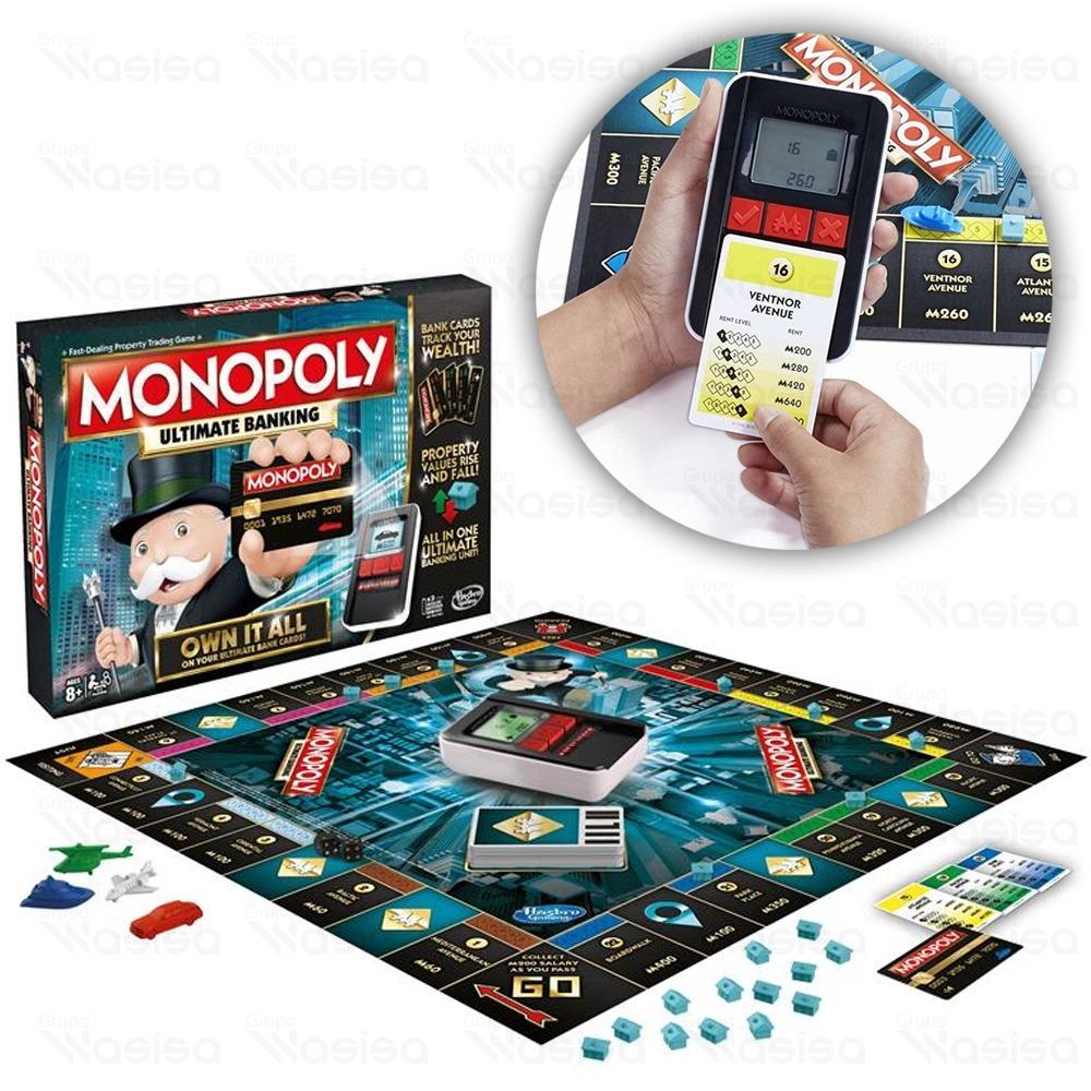 Monopoly Ultimate Banking (Totalmente em Português)