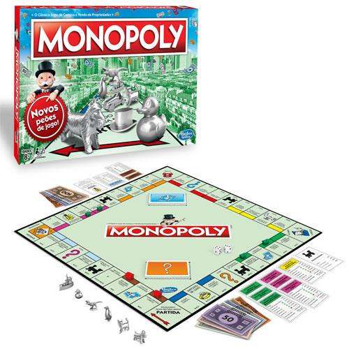 Monopoly Standard (Totalmente em Português)