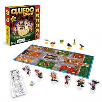 Cluedo Júnior (Totalmente em Português)