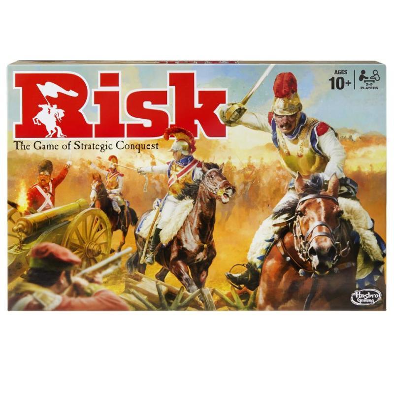 Risk (Totalmente em Português)