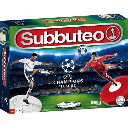 Subbuteo Uefa Champions League