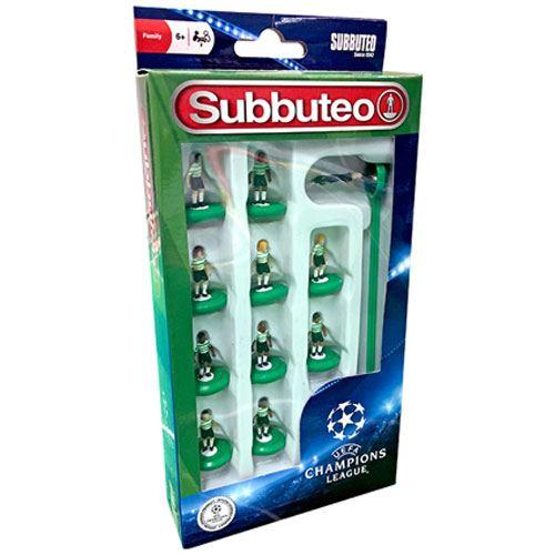 Subbuteo UEFA Champions League – Equipa Sporting
