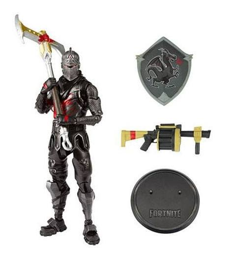 Fortnite Action Figure Black Knight 18 cm