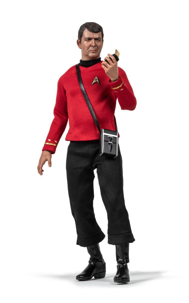 Star Trek TOS Master Series Action Figure 1/6 Lt. Commander Scott 'Scotty'