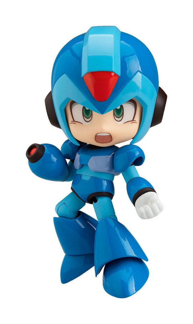 Mega Man X Nendoroid Action Figure Mega Man X 10 cm