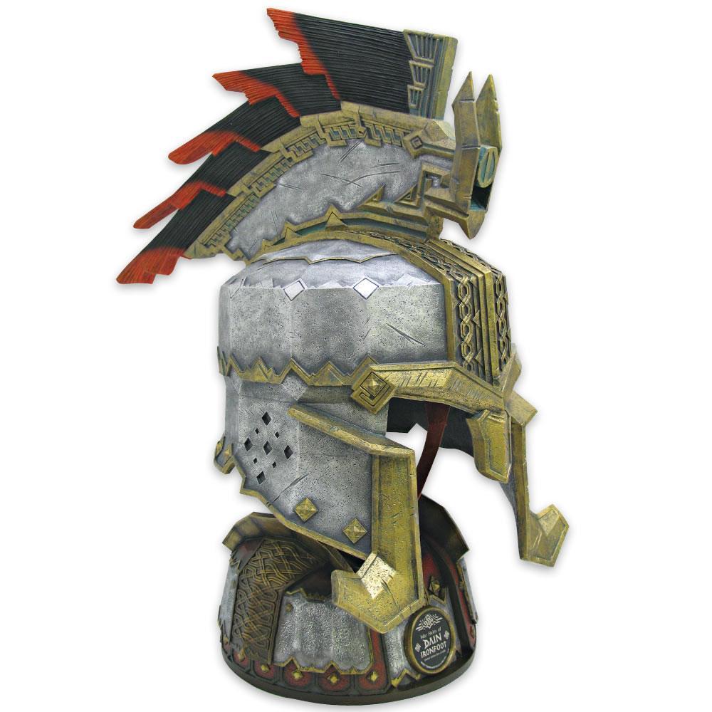The Hobbit The Battle of the 5 Armies Replica 1/1 Helmet of Dain Ironfoot