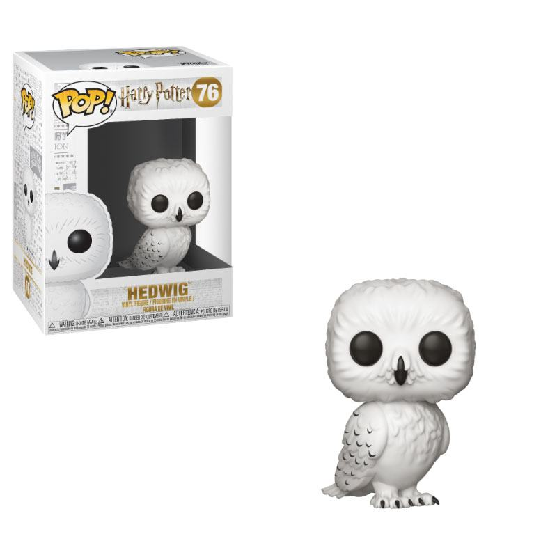 Harry Potter POP! Movies Vinyl Figure Hedwig 10 cm
