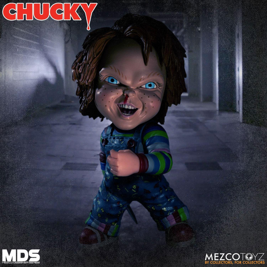 Child´s Play 3 Designer Series Deluxe Chucky 15 cm