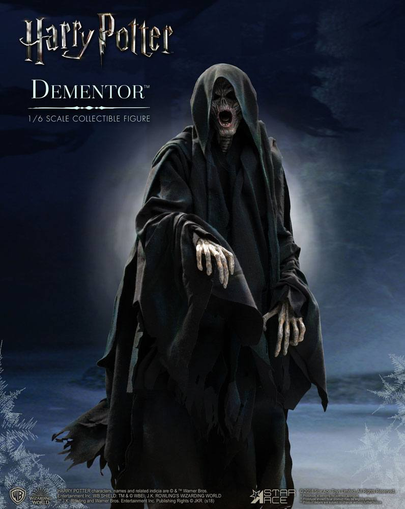 Harry Potter My Favourite Movie Action Figure 1/6 Dementor 30 cm