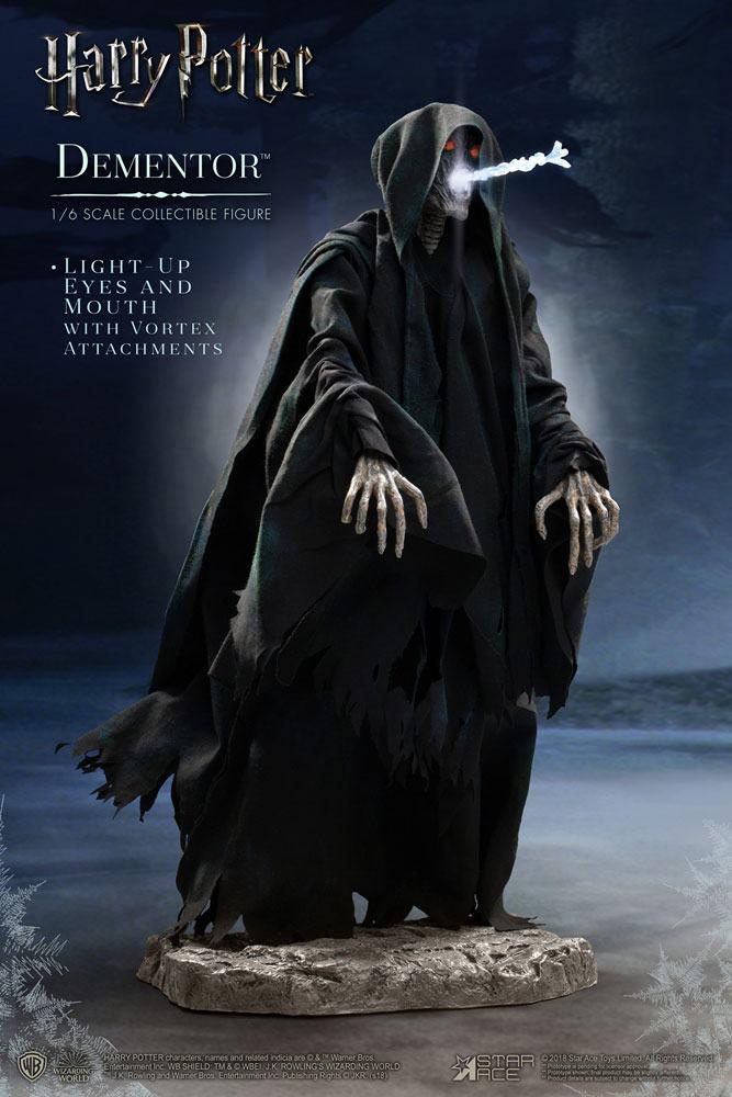 Harry Potter My Favourite Movie Action Figure 1/6 Dementor Deluxe Ver 30 cm