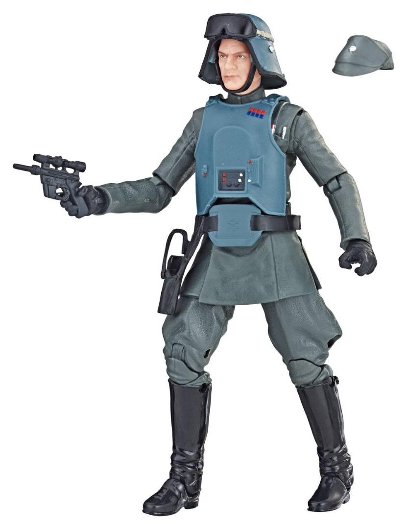 Star Wars Black Series Action Figure 2018 General Veers Exclusive 15 cm