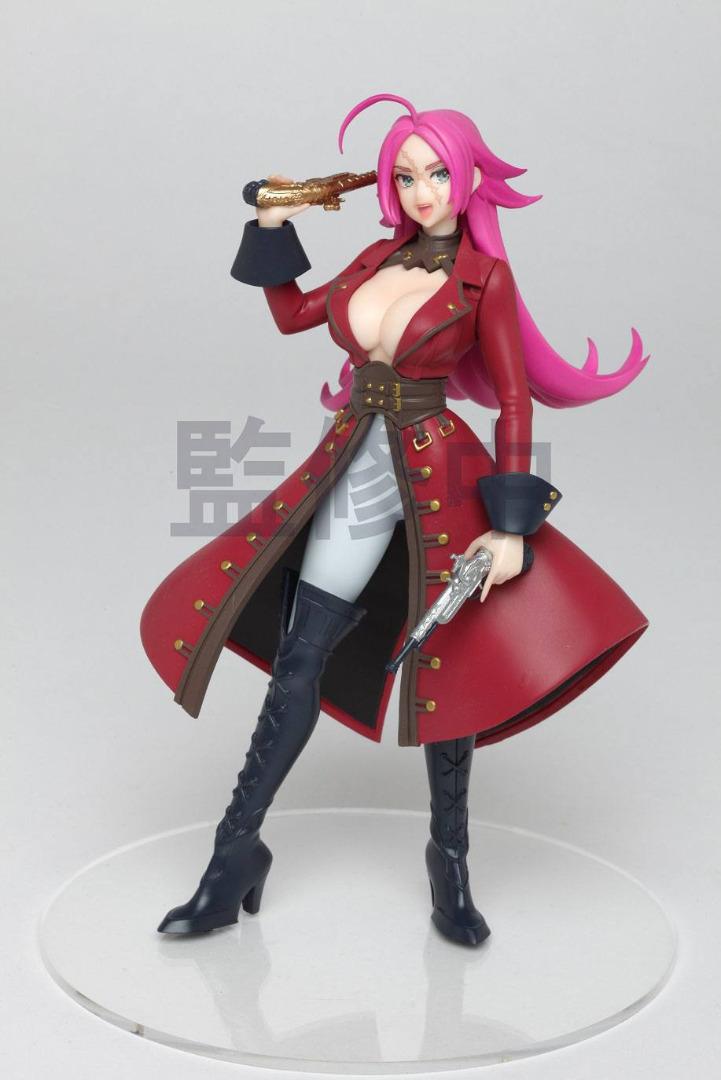 Fate/Extra Last Encore PVC Statue Rider Francis Drake (Game-prize) 18 cm