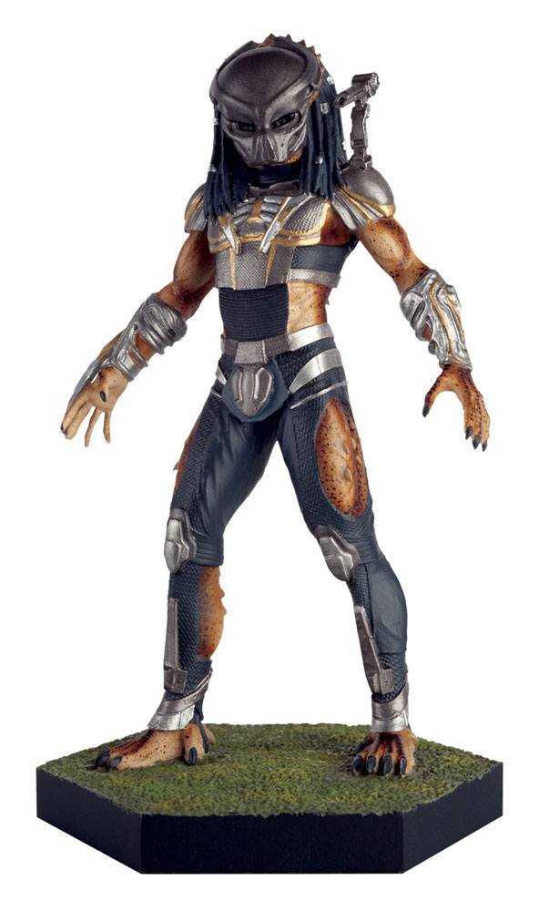 The Alien & Predator Figurine Collection Killer Clan Predator 14 cm