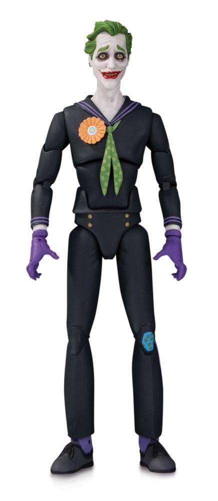 DC Bombshells Designer Series Action Figure The Joker by Ant Lucia 17 cm