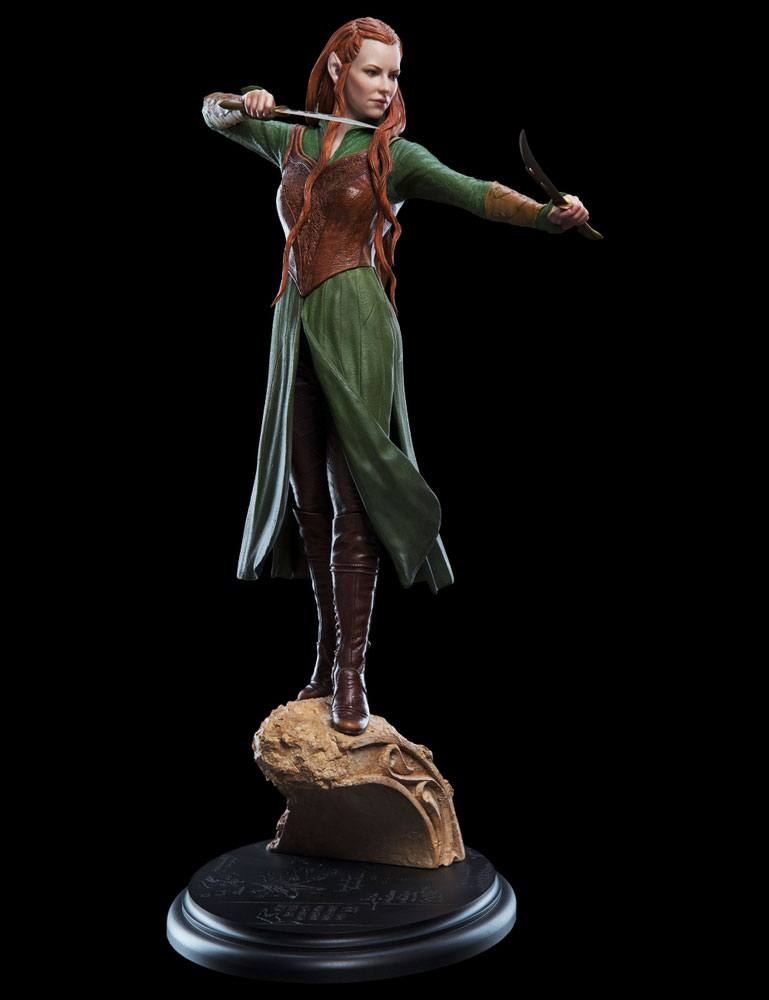 The Hobbit The Desolation of Smaug Statue 1/6 Tauriel of the Woodland Realm