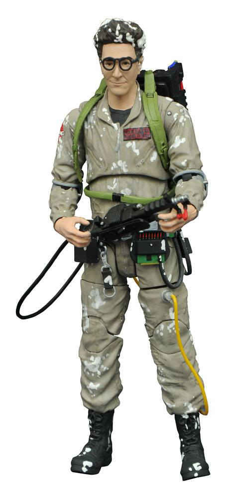 Ghostbusters Action Figure Marshmallow Egon Spengler Previews Exc. 18 cm